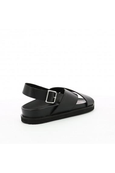 Sandale KICKERS GGB266 negru