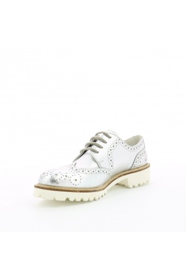 Pantofi KICKERS GGB363 argintiu