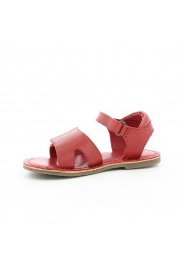 Sandale KICKERS GGD929 rosu