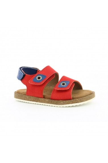 Sandale KICKERS GGD978 rosu