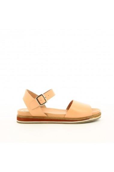 Sandale KICKERS GGB327 bej - els