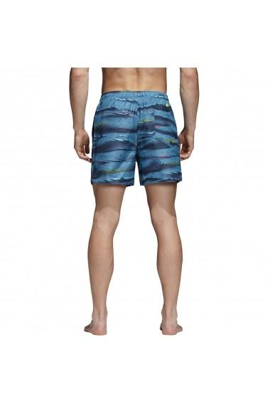 Short de plaja ADIDAS PERFORMANCE GEW951 albastru