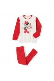 Pijama MINNIE MOUSE GEB393 alb