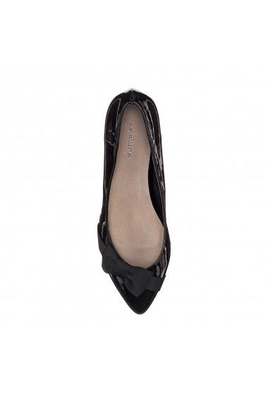 Pantofi cu toc CASTALUNA GEV922 negru - els