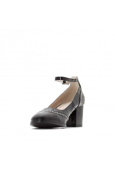 Pantofi cu toc CASTALUNA GEV861 negru