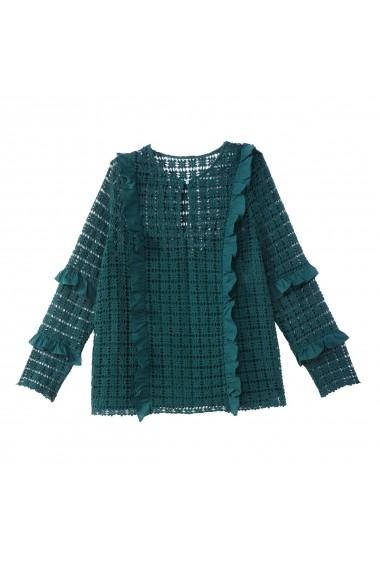 Top CASTALUNA GEX011-dark_green Verde
