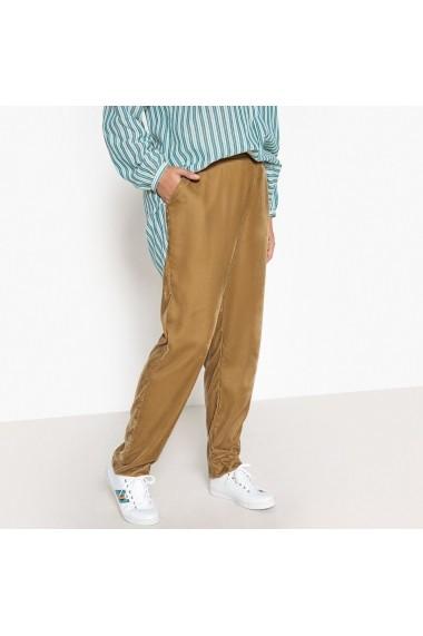 Pantaloni CASTALUNA GEX290 galben - els