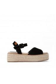 Sandale cu platforma COOLWAY GGK919 negru