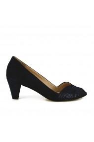 Pantofi cu toc JONAK GEU962 bleumarin