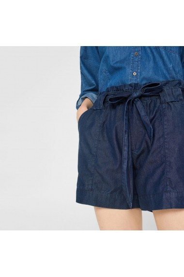 Pantaloni scurti ESPRIT GGR669 bleumarin