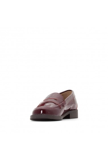 Mocasini La Redoute Collections GEY600 bordo