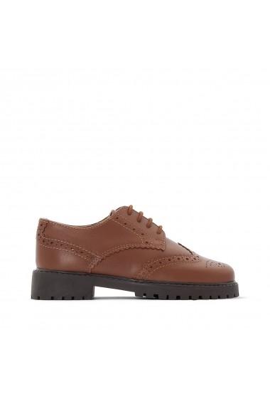 Pantofi La Redoute Collections GEZ596 bej