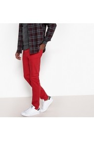 Jeans La Redoute Collections GEA475 rosu - els
