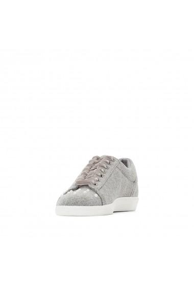 Pantofi sport La Redoute Collections GEZ034 gri