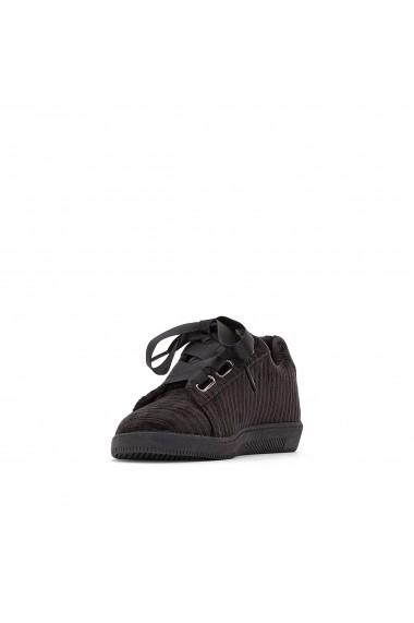 Pantofi sport La Redoute Collections GFA307 negru