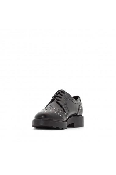 Pantofi La Redoute Collections GEY759 negru - els