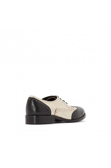 Pantofi La Redoute Collections GFE459 negru