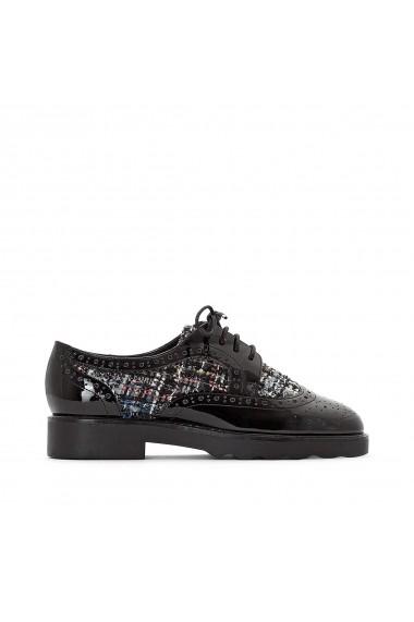 Pantofi La Redoute Collections GEZ098 negru