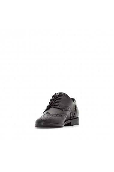 Pantofi La Redoute Collections GFA377 negru