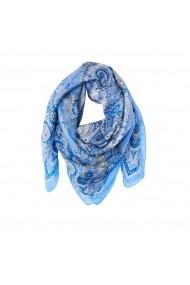 Esarfa La Redoute Collections GFA132 albastru