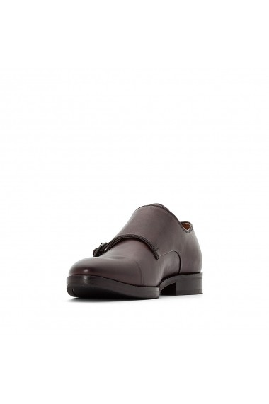 Pantofi La Redoute Collections GFE754 maro - els