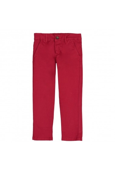 Pantaloni La Redoute Collections GDG556 rosu