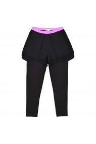 Pantaloni scurti La Redoute Collections GEU260 negru - els