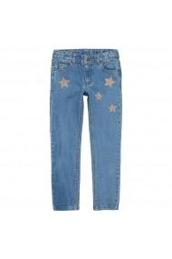 Jeans La Redoute Collections GEV770 albastru - els
