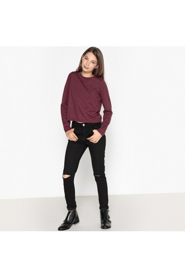 Pulover La Redoute Collections GEU591 bordo