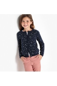 Cardigan La Redoute Collections GEV702 bleumarin