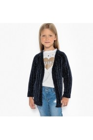 Cardigan La Redoute Collections GEW722 bleumarin