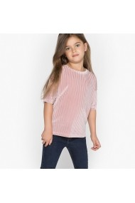 Bluza La Redoute Collections GEU689 roz - els
