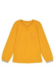 Блуза La Redoute Collections LRD-GEU715-dark_yellow Жълт