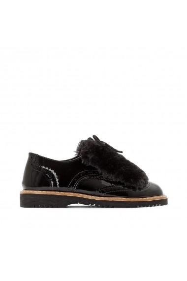 Pantofi La Redoute Collections GES351 negru