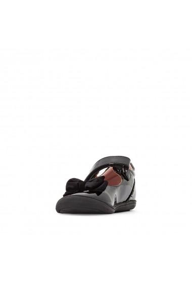 Sandale La Redoute Collections GFB839 negru - els