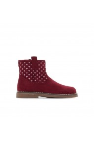 Ghete La Redoute Collections GEZ191-burgundy Bordo