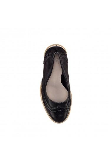 Pantofi cu toc La Redoute Collections GES010 negru