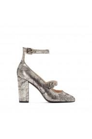 Pantofi cu toc La Redoute Collections GES475 auriu