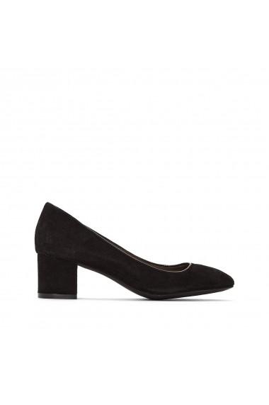 Pantofi cu toc La Redoute Collections GFF115 negru
