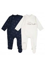 Set 2 pijamale La Redoute Collections GES461 ecru