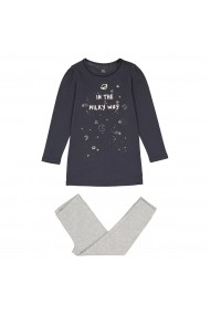 Pijama La Redoute Collections GET220 bleumarin - els