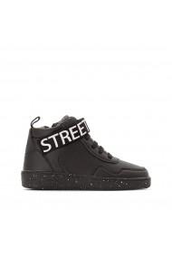 Pantofi sport La Redoute Collections GEZ113 negru - els