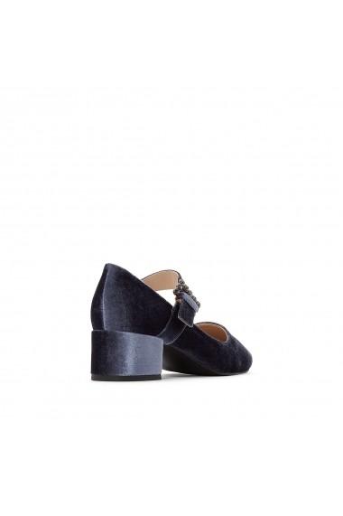 Pantofi cu toc La Redoute Collections GER231 gri