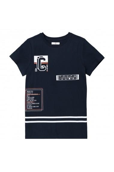 Tricou La Redoute Collections GFC063 bleumarin