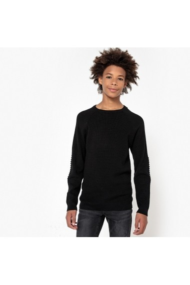 Pulover La Redoute Collections GEU885 negru