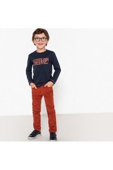 Pantaloni La Redoute Collections GDK014 maro