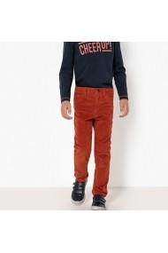 Pantaloni La Redoute Collections GDK014 maro - els