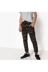 Pantaloni La Redoute Collections GET787 kaki