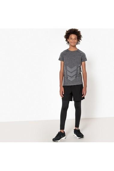 Pantaloni scurti La Redoute Collections GET795-black Negru