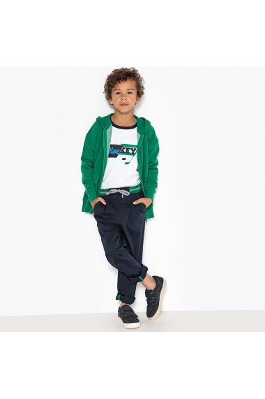 Pantaloni La Redoute Collections GEU073 bleumarin